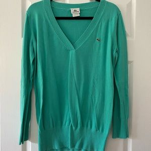 Vintage Lacoste V-Neck Sweater